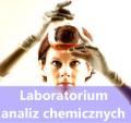 Laboratorium analiz chemicznych / pomiarów własności fizyko-chemicznych