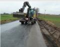 Usługi budownictwa inżynieryjno - drogowego.