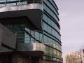 Konstrukcje aluminiowe biurowca krakowskiego