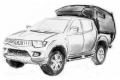 Przerabianie pick-up na samochód campingowy