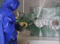 Mycie elementów zaolejonych