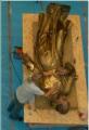 Konserwacja rzeźby złoconej