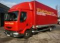 Usługi agencji transportowych, spedycyjnych samochodowych