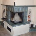 Budowa pieco-kominków kaflowych