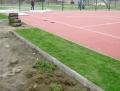 Usługi projektowania trawników.
